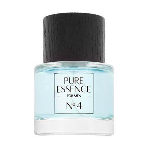 Pure Essence for Men No 4 - Blu - 50ml - Eau de Parfum 10% Parfümöl Vaporisateur/Spray