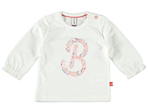 Babyface BFC Baby Mädchen Langarmshirt mit Blümchen 622804 (50/56) (Herrliche Strickjacke Baumwolle)