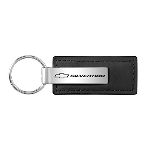 chevrolet-silverado-black-leather-key-chain-by-chevrolet