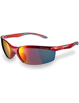 SUNWISE Breakout Rojo Gafas de Sol