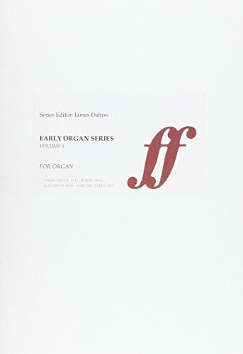 Faber Early Organ, Vol 5: Spain 1620-1670 (Faber Early Organ Series)