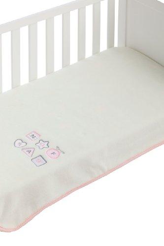Naf-Naf, Copertina per bebè, 100% acrilico
