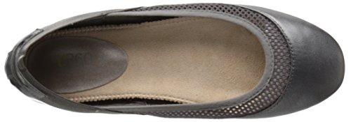 Easy Spirit e360 Yughe Large Synthétique Ballerines Pew-Mul