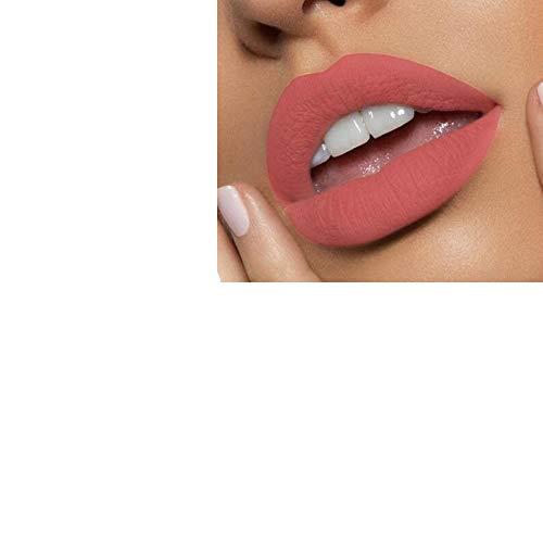 BHYDRY Wasserdichter Lippenstift Matt Kürbis Farbe Lippenstift Essen Sie Erde reiche Vitamin Feuchtigkeit -