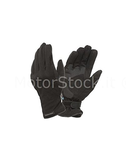 TUCANO URBANO 906DUN6 GINKO WINTER TOUCH - CE winter breathable and waterproof gloves, touchscreen, Schwarz, Groesse XL