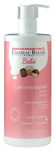 Chateau Rougé bébé Lait hydratant 500ml