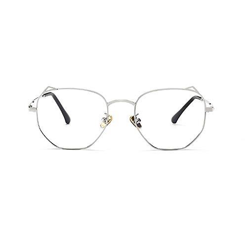 Anti-Blaulicht-Brille Computer-Brille, Anti-Blendung besserer Schlaf Anti-Eyestrain, für Computer/Telefon Unisex-3