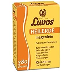 LUVOS Heilerde magenfein 380 g Pulver
