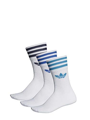 Adidas Originals ED1129 medias Unisex blanco 35-38