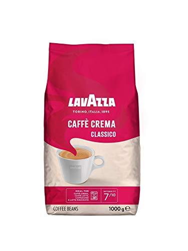 Lavazza Kaffeebohnen, Caffè Crema Classico, 1er Pack (1 x 1 kg)