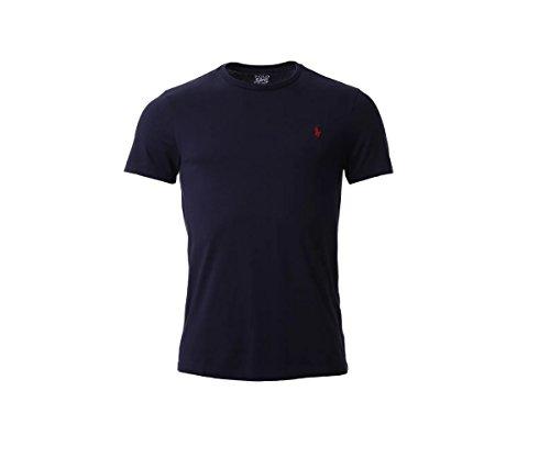 Ralph Lauren RL Polo Herren Modern T-Shirt, Logo (Polo-pony-shirt)