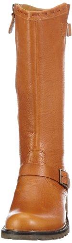 Sebago  SARANAC BUCKLE HIGH, Bottes et bottines cowboy femme Marron (Cognac)
