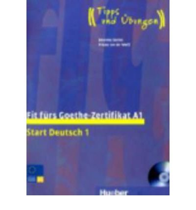 Fit Furs Goethe-Zertifikat: A1 Book & CD (Mixed media product)(German) - Common