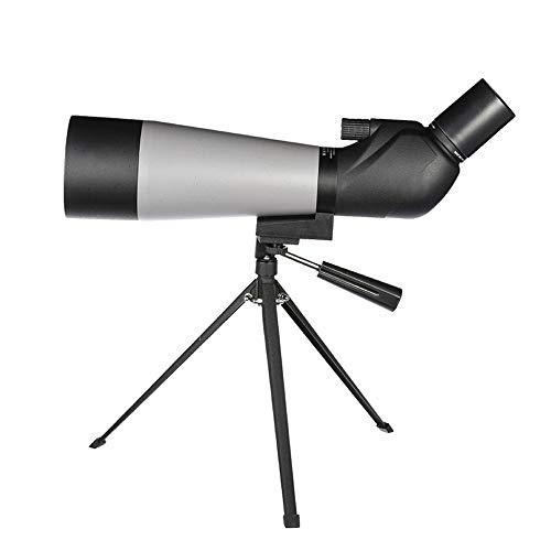 QINZIXIA EU 60x80 HD Zoom Einrohr Teleskopspiegel