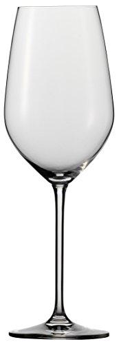 Schott Zwiesel 112495 Rotweinglas, Glas, transparent, 6 Einheiten