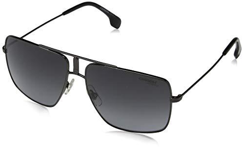 Carrera Unisex-Erwachsene 1006/S Sonnenbrille, Mehrfarbig (Dkrut Blk), 58