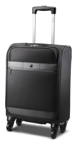 Carlton Travel Goods Trolley para portátiles 057J45501 Negro
