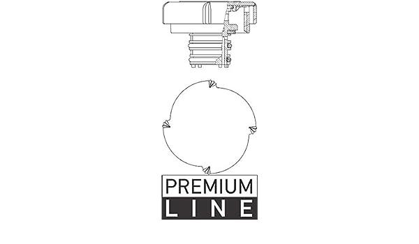 MAHLE CRB 21 000P K/ühlerdeckel PREMIUM LINE
