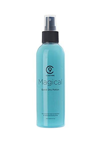 Cloud Nine Magical Quick Dry Potion Hitzeschutzelixier 200 ml Reduziert die Trocknungszeit um bis zu 50{d2015c0a134ccfa2949fa900835b5d7599e497d18c7e9123b555296ffa6e4a2c}
