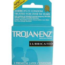 trojan-enz-lubricated-condoms-3-pack