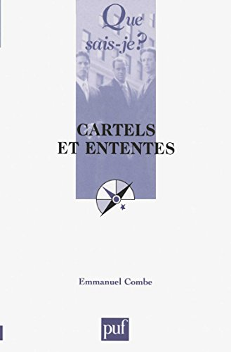 Cartels et Ententes