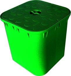 2525v - arnocanali spa pozzetto verde x pali d.60