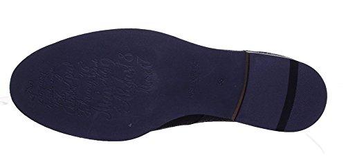 Reece Justin femme Design richelieu en cuir à lacets Style chaussures Noir - Black T35