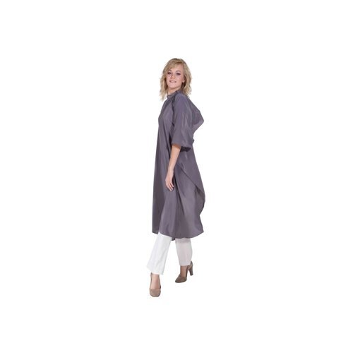 Sibel - Flexi Cape Fermeture Velcro Grise