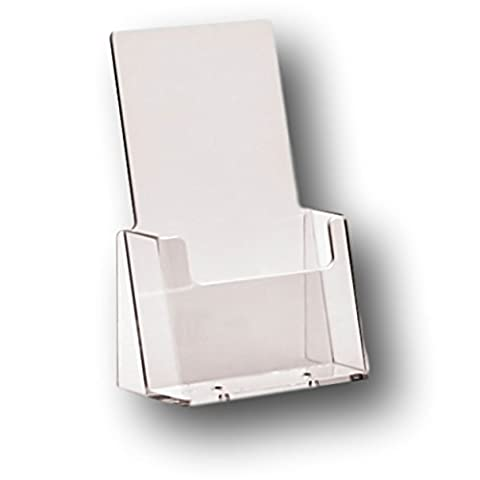 EPOSGEAR® 1 DL / Trifold Freestanding Counter Acrylic Leaflet Flyer