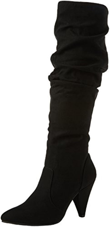 New Look Damen Corner Stiefel  2018 Letztes Modell  Mode Schuhe Billig Online-Verkauf