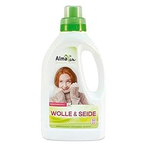 AlmaWin Waschmittel Wolle & Seide 50 Waschgänge, 750 ml