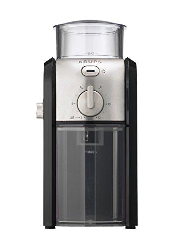 Krups GVX242 - Molinillo de café con sistema de muelas, 100 W