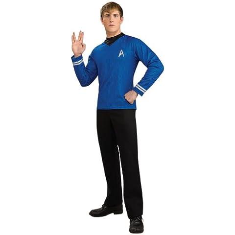 Rubies 3 889118 - Disfraces para disfrazar de Star Trek, Jersey, color: Azul, Talla: L