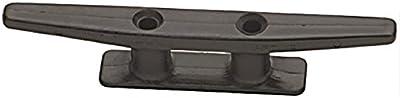 Sprenger plástico belegklampe en negro 73–210mm