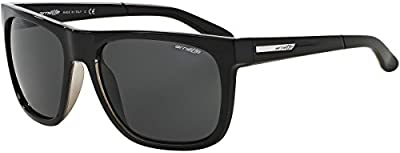 Gafas de Sol Arnette AN4143 FIRE DRILL BLACK ON TRASLUCENT CLEAR