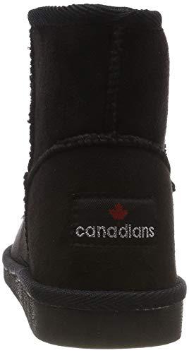 Canadians 266 359 Stivali Arricciati Donna