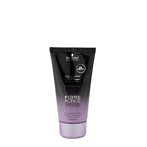 Schwarzkopf Bonacure hairtherapy fibre force fortifying sealer, 1er Pack, (1x 150 ml)