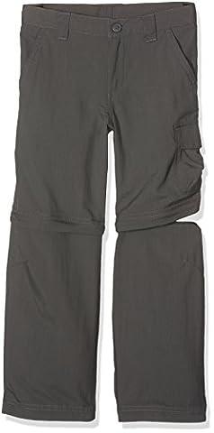 Columbia Silver Ridge III Pantalon Garçon Grill FR : L (Taille Fabricant : L)