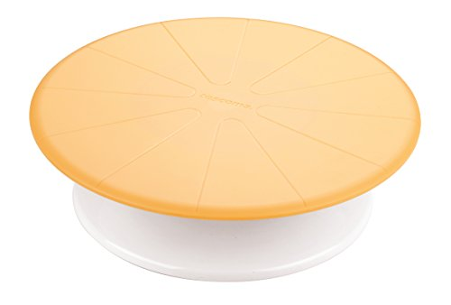 Tescoma 633110 Delicia Deco Alzata Girevole per Torte, Diametro 29 cm