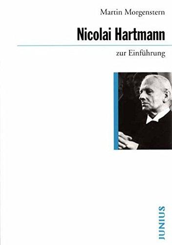 Nicolai Hartmann zur Einführung