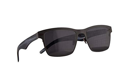 Tom Davies Rockstar-Ballamy Limited Edition Sonnenbrille Grau Mit Grauen Gläsern 57mm 02780 Rockstar Ballamy LE90789