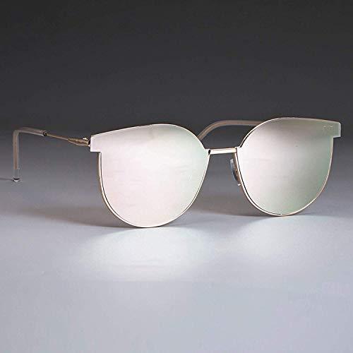 GFF Cat Eye Sonnenbrillen Männer Frauen Legierung Rahmen Mode UV400 Vintage Brille 47893