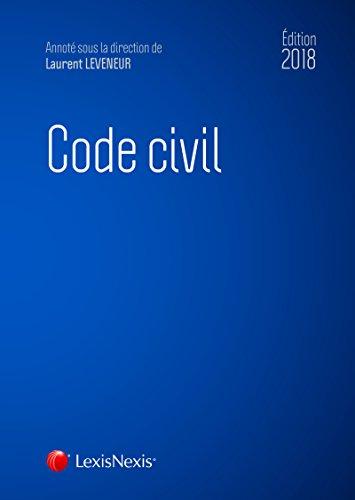 Code civil 2018: Réforme du droit des contrats, du régime général et de la preuve des obligations. Livret comparatif. Prix de lancement jusqu'au 31/12/2017, 40.00 ¤ à compter du 01/01/2018