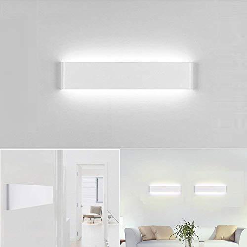 Aplique Pared Interior Lámpara Pared IP44 Impermeable