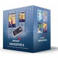 Preisvergleich Produktbild TomTom NAVIGATOR 6 - DACH + 512 MB miniSD Card + Blueto