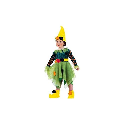 Imagen de disfraz ninfa  talla 5 6 años