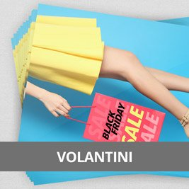 5000 volantini / flyer personalizzati a5 (15x21) stampati a 4 colori fronte e retro su carta patinata opaca da gr.130