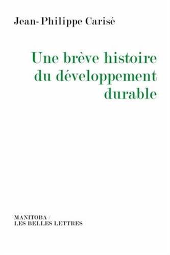Une Brève histoire du  développement d...