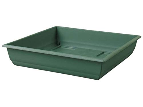 Plateau PVC pour bac Siena Vert bronze 22,5L