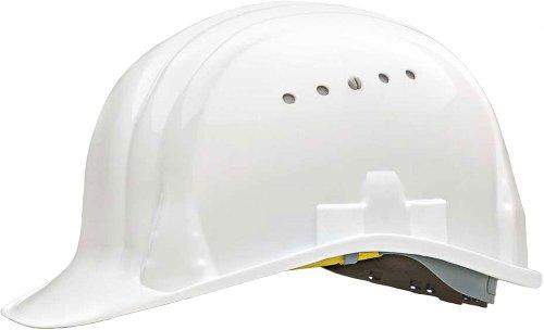 Schuberth Bauschutzhelm BAUMEISTER 80/6 - EN397 - weiß